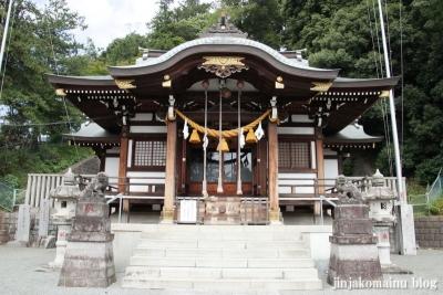 王子神社(緑区長津田)10