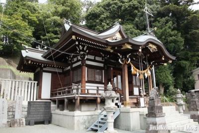 王子神社(緑区長津田)12