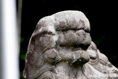 王子神社(緑区長津田)24