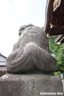王子神社(緑区長津田)18