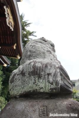 王子神社(緑区長津田)23