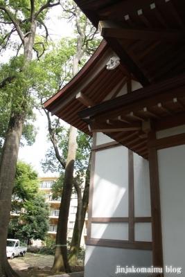 大石神社(緑区長津田町)10