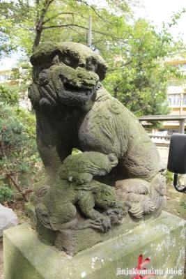 大石神社(緑区長津田町)13