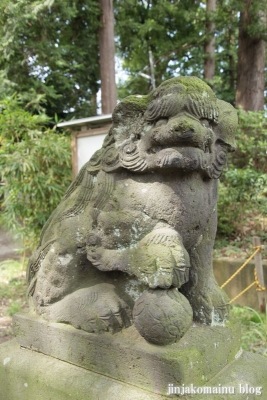 大石神社(緑区長津田町)18