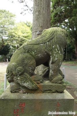 大石神社(緑区長津田町)14