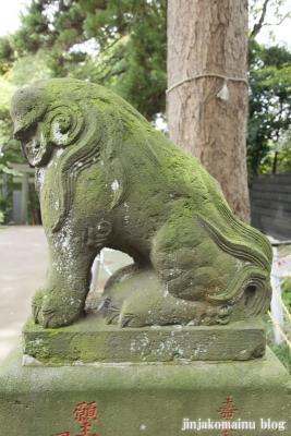 大石神社(緑区長津田町)19