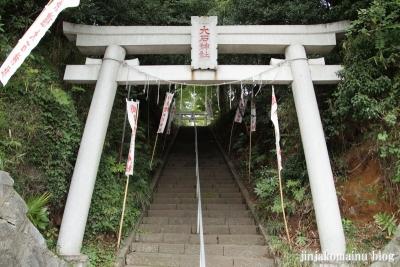 大石神社(緑区長津田町)1