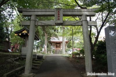 大石神社(緑区長津田町)4
