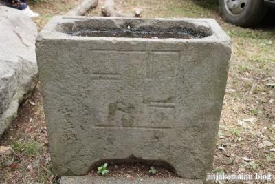 大石神社(緑区長津田町)8