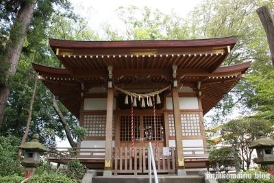 大石神社(緑区長津田町)9
