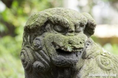 大石神社(緑区長津田町)22