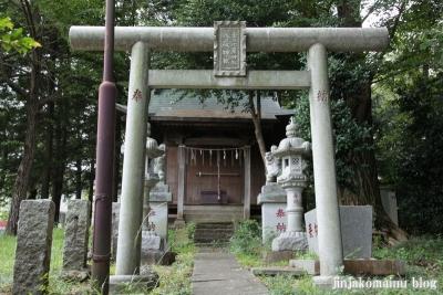 八阪神社(緑区長津田町)2