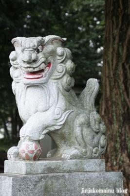 八阪神社(緑区長津田町)5