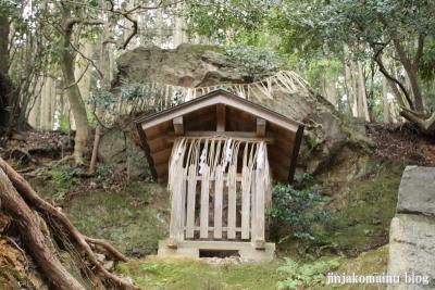 山住神社(左京区岩倉西河原町)6