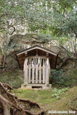 山住神社(左京区岩倉西河原町)8