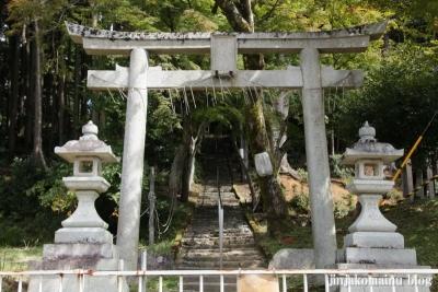 妙見神社(左京区岩倉花園町)2