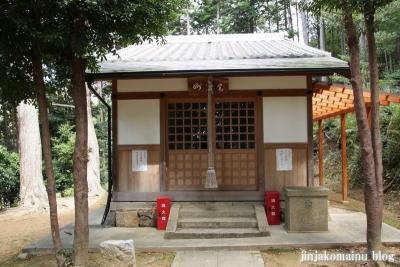 妙見神社(左京区岩倉花園町)6
