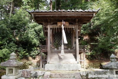 妙見神社(左京区岩倉花園町)9