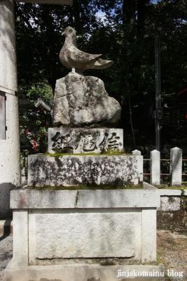 三宅八幡宮(左京区上高野三宅町)11