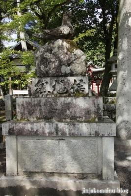 三宅八幡宮(左京区上高野三宅町)15