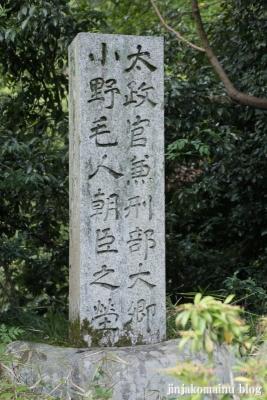 崇道神社(左京区上高野水車町)4