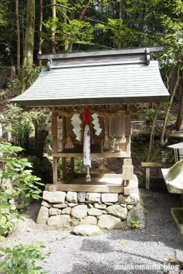 崇道神社(左京区上高野水車町)18