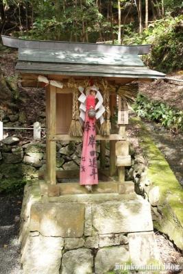崇道神社(左京区上高野水車町)25