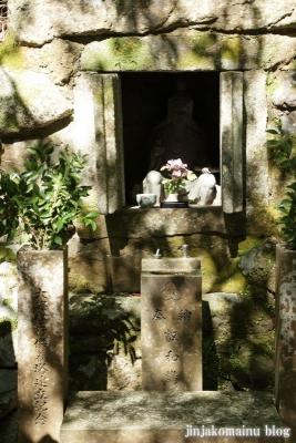 崇道神社(左京区上高野水車町)48