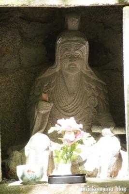 崇道神社(左京区上高野水車町)49
