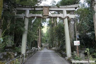 崇道神社(左京区上高野水車町)7