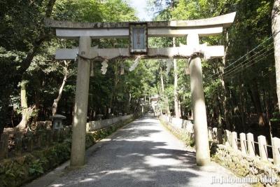 崇道神社(左京区上高野水車町)10