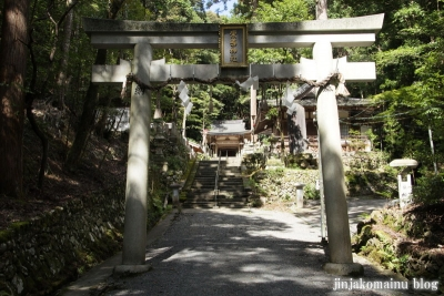 崇道神社(左京区上高野水車町)13