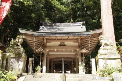 崇道神社(左京区上高野水車町)16