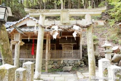 崇道神社(左京区上高野水車町)27
