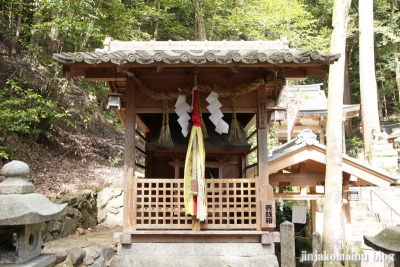 崇道神社(左京区上高野水車町)29