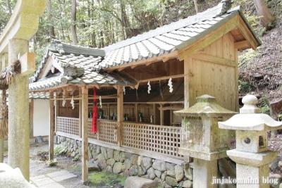 崇道神社(左京区上高野水車町)30