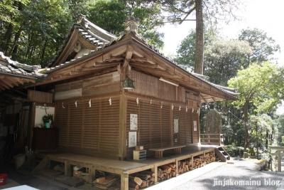 崇道神社(左京区上高野水車町)43