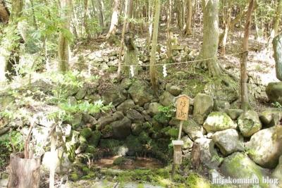 崇道神社(左京区上高野水車町)44