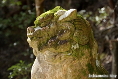 崇道神社(左京区上高野水車町)42