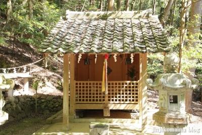 崇道神社(左京区上高野水車町)46