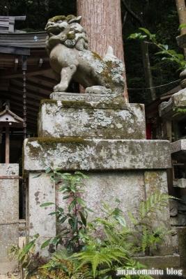 崇道神社(左京区上高野水車町)33