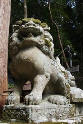 崇道神社(左京区上高野水車町)34
