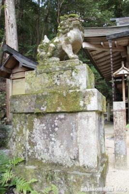崇道神社(左京区上高野水車町)37