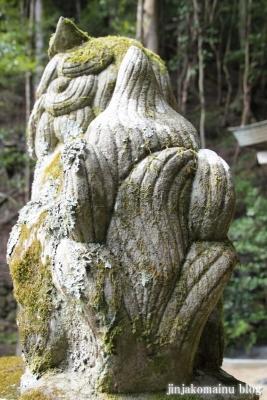 崇道神社(左京区上高野水車町)36