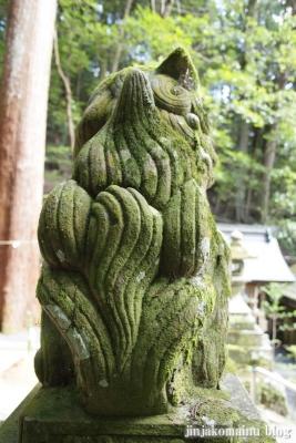 崇道神社(左京区上高野水車町)40