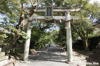 鷺森神社(左京区修学院薬師堂町)4