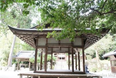 鷺森神社(左京区修学院薬師堂町)7
