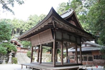鷺森神社(左京区修学院薬師堂町)8