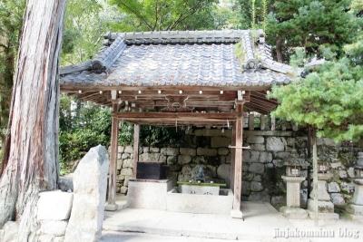 鷺森神社(左京区修学院薬師堂町)9