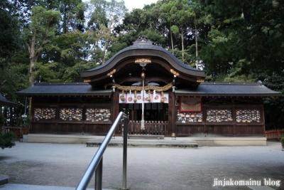 鷺森神社(左京区修学院薬師堂町)13